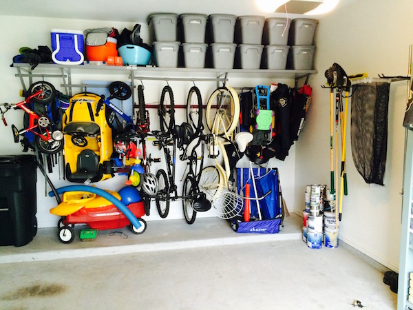 Garage Storage Is the Key to a Better Looking Garage